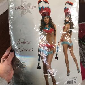 Starling Indian Princess Halloween costume